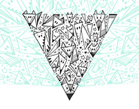 Geometrical Doodle - Threadless Doodle Competition