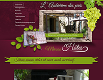 Webdesign Maison d'hôte
