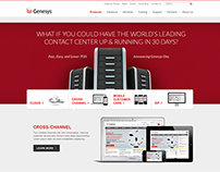 Genesys Labs Website