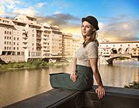 Florence  - Their On-Street Princess