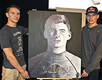Max Verstappen Painting & Time Lapse
