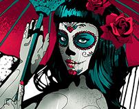 Día de los Muertos - New Print