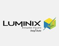 Reconstrução Luminix Comunicação Visual & Design Studio