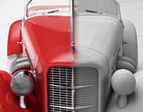 1935 Auburn 851 SC