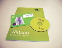 Willson shelter kart