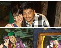 Josimar Coringa & Arlequina (Joker & Harley Quinn)