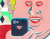Pictoplasma Portrait Gallery: Character Selfie