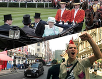 Monarchy/Anarchy and other contradictions of UK