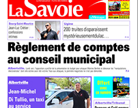 Taxi Albertville Di Tullio & Les Médias