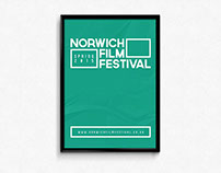 Norwich Film Festival Poster 2015