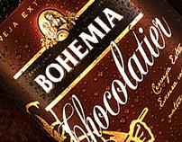 Bohemia Chocolatier - Landing Page