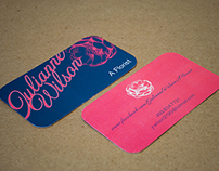 Julianne Wilson Business Card