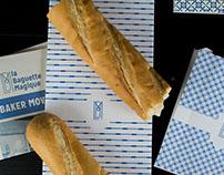 La Baguette Rebrand
