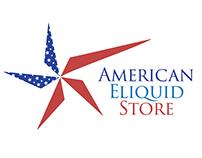 American Eliquid Store Logo