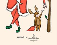 Every Half Bean - Christmas time