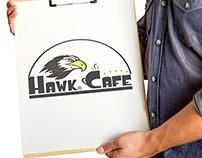 Hawk Cafe Logo