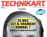 """""""C'est quoi ce Bordel ?"""" Technikart magazine"""