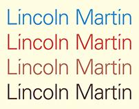 Lincoln Martin Identity