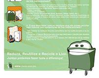 Trash Awareness for Children 2008 Poster