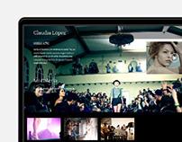 Creative Curriculum Vitae | Free HTML template