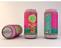 Packaging Energy Drink