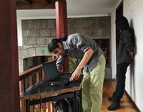 "Montaje - ""Primer Encuentro Nacioal de Grabadores"" AMB"