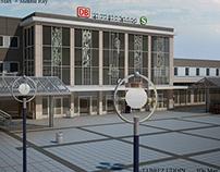 Db Train Station (Dortmund Germany)