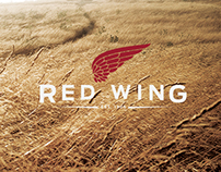 RED WING //  E-commerce Redesign + Brand Refresh