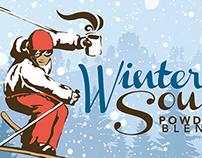 Winter Soul Coffee—Private Label Illustration