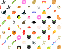 Halloween Pattern Maker