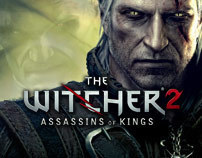 The Witcher 2 launch for DLGamer