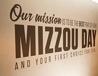 MizzouRec Honorifics & Culture-enhancing Installations