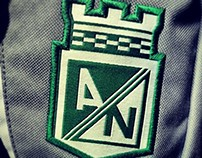 #AtléticoNacional By @Chocheshow
