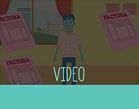 Video promocional servicio de burofax