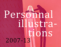 iLYA iOJ illustrations 2007-2013