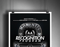 Recognition Program Poster & Flyer