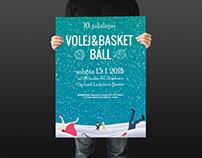 Volej&Basket BÁLL (tradiční sportovní ples)