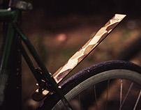 DIY fixie fender - Metsuri