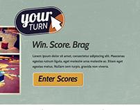 """Your Turn"" App Design"