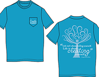 Creighton New Student Orientation: Leader T-Shirt