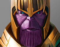 THANOS PORTRAIT