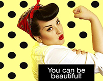You can be beautiful!