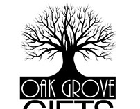 Oak Grove Gifts Logo Design