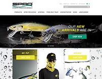 Website Design for Spro