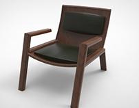 Cadeira Musgo - Musgo Chair