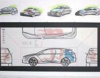 2016 Subaru WRX Concept