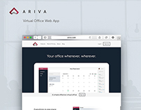 Ariva  Virtual Office Web App