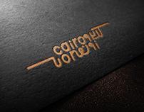 CAIRO ZONE - LOGO DESIGN