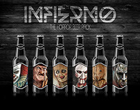 INFIERNO                           The Horror Beer Pack