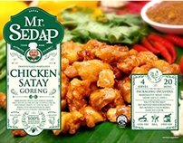Mr. Sedap Food Packaging Photos